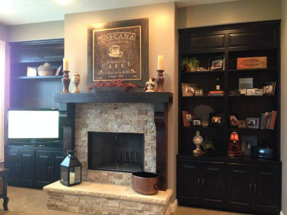 Custom Cabinets and Countertops